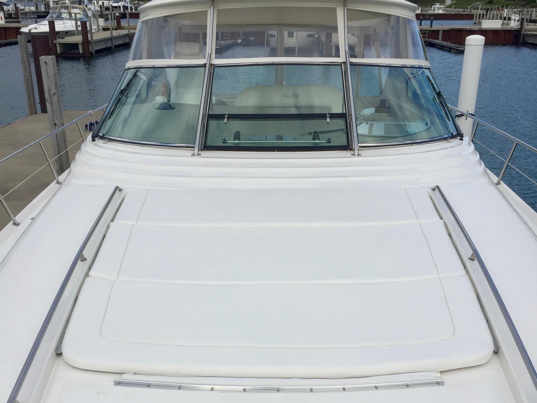 Sea Ray Forward Deck Cushions