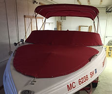 Bimini, Cockpit and Bow Cover