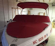 Bimini, Cockpit and Bow Cover