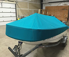 Travel Cover Mooring Cover
