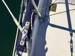 Sailboat Brightwork Cover