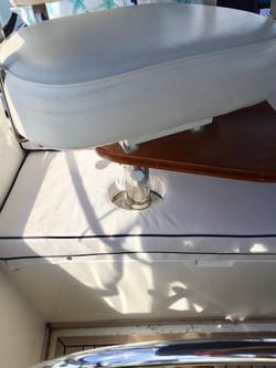 Cushion Repair- create hole