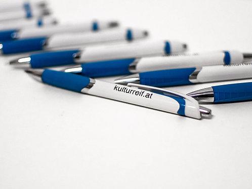 Kulturreif Kugelschreiber hell