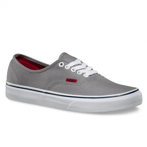 VANS AUTHENTIC FROST GRAY/CHILL PEPPER*