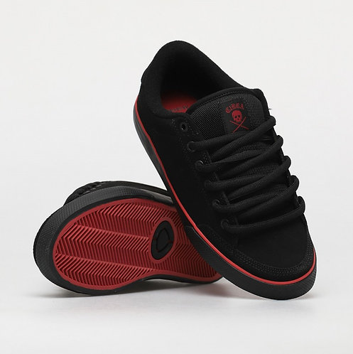 CIRCA LOPEZ PRO BLACK/BLACK/RED