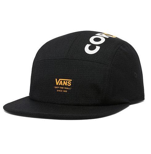 VANS CORDURA CAMPER CAP - BLACK