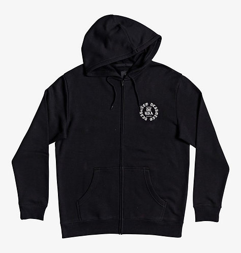 CHAINED UP Dc Shoes  Hoodie - Black