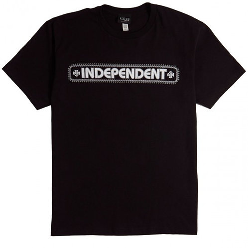 INDEPENDENT REBAR CROSS - BLACK