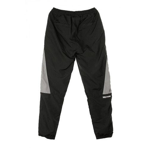 DOLLY NOIRE NYLON PANTS - BLACK