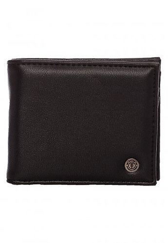 ELEMENT BOWO WALLET FLINT BLACK*
