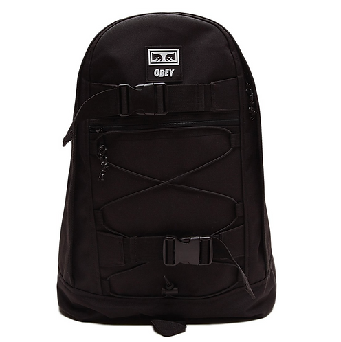 OBEY CONDITIONS UTILITY DAY PACK - BLACK