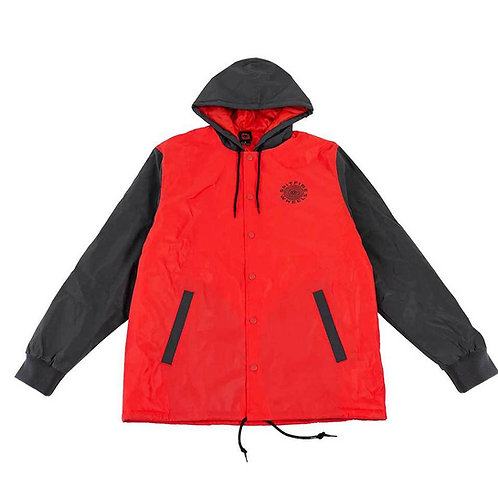 SPITFIRE Jacket Classic 87 Swirl Reflective Red.