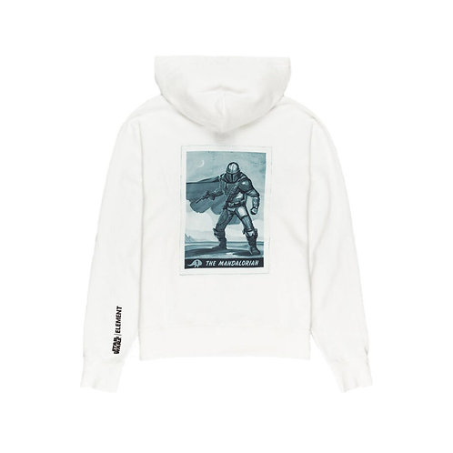 ELEMENT STAR WARS WARRIOR HOODIE - Off White