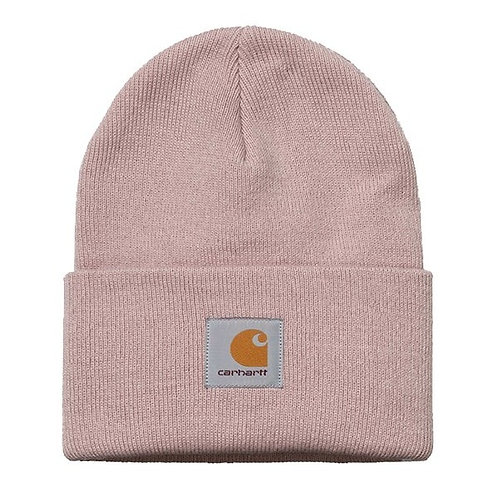 CARHARTT BEANIE - FROSTED PINK