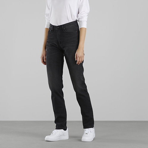W' PAGE CARROT ANKLE PANT - BLACK 90'S WASH