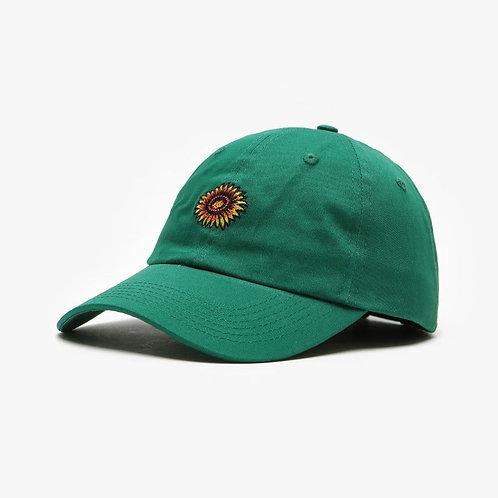 SANTA CRUZ SUNFLOWER CAP EVERGREEN