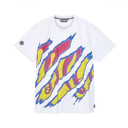 OCTOPUS RIPPER TEE - WHITE