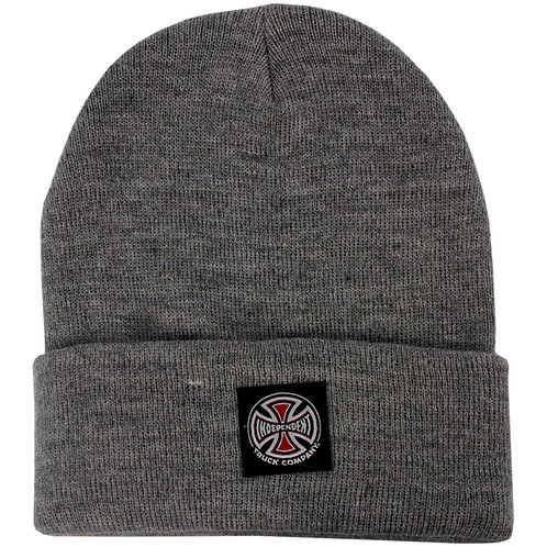 INDIPENDENT LABEL BEANIE - ATHLETIC HEATHER