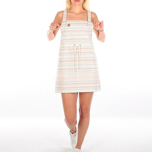 IRIEDAILY CAIPINI STRAP DRESS OFFWHITE