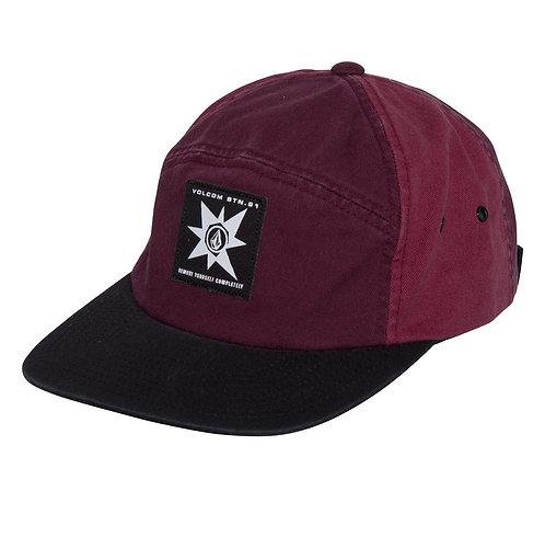 VOLCOM A.P.#2 HAT - MAGENTA