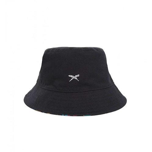 IRIEDAILY RESORT BUCKET HAT BLACK