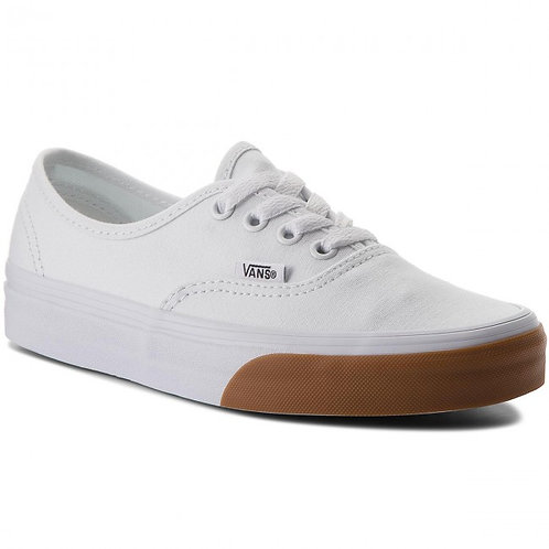 VANS AUTHENTIC - GUM BUMBER WHITE
