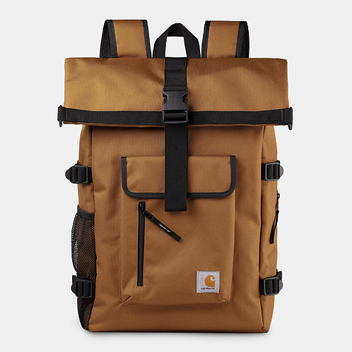 CARHARTT PHILIS BACKPACK - HAMILTON BROWN