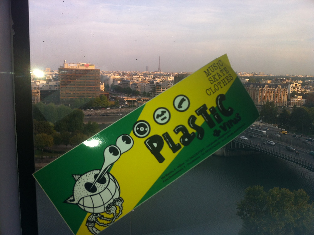PLASTIC @ PARIS