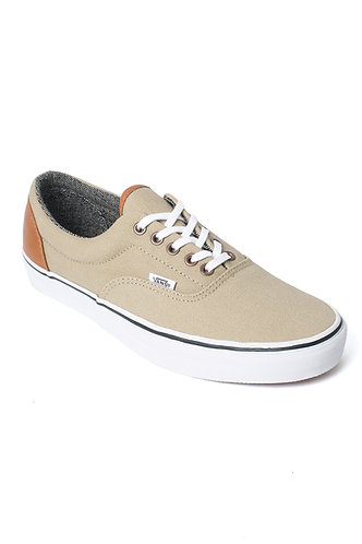 VANS ERA - LIGHT KHAKI TWEED
