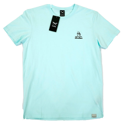 IRIE DAILY BORED T SHIRT - MINT