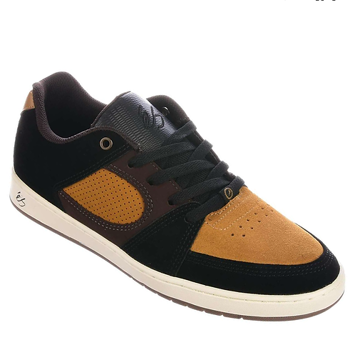 éS ACCEL SLIM - BLACK/BROWN*