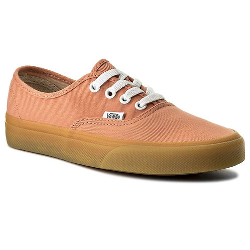 VANS AUTHENTIC MUTED C - Muted Clay/Gum