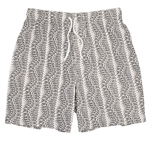 SANTA CRUZ VORTEX SHORTS - ALLOVER PRINT