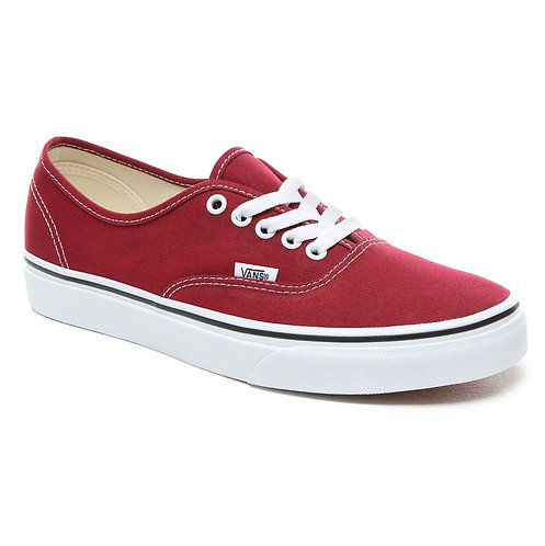 VANS AUTHENTIC - RUMBA RED/TRUE WHITE