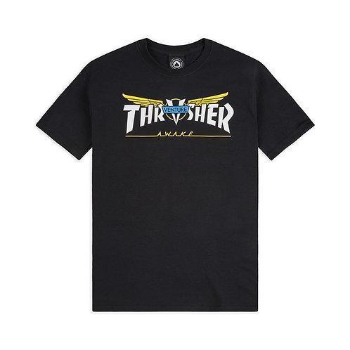 THRASHER VENTURE - BLACK