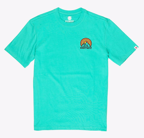 ELEMENT SONATA T SHIRT - MINT