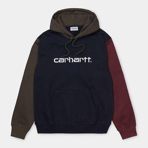 CARHARTT HOODED - TRICOLOR