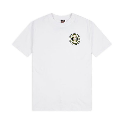 INDEPENDENT CONVERGE TEE - WHITE