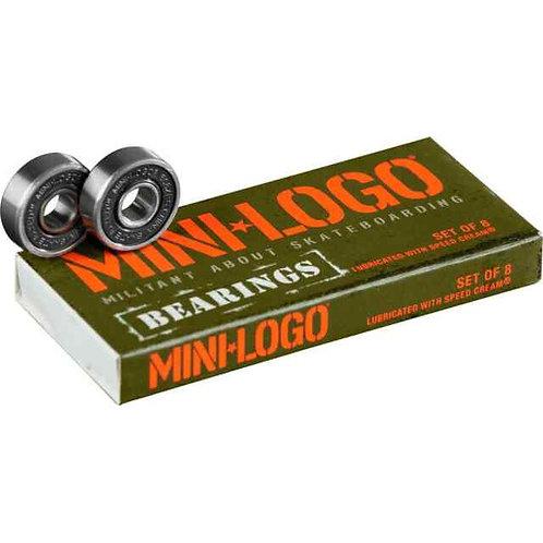 cuscinetti mini-logo bearings