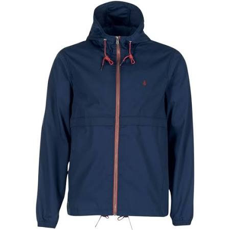 HOWARD HOODED NAVY*VOLCOM