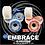 Thumbnail: EMBRACE WHEELS 52mm - 101A - Blu cyclone