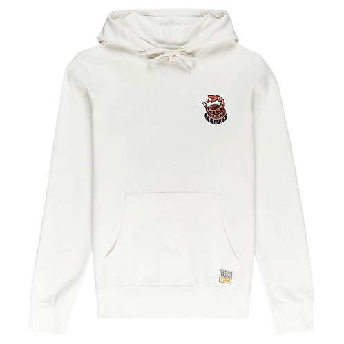 ELEMENT PICK YOUR POISON HOOD WHITE