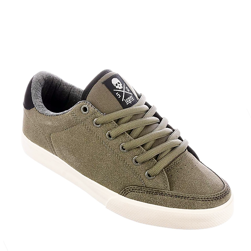 CIRCA LOPEZ - DUSTY OLIVE/OFF WHITE *