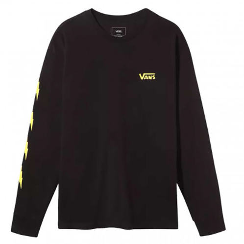 VANS LARRY EDGAR LONG SLEEVE - VLACK