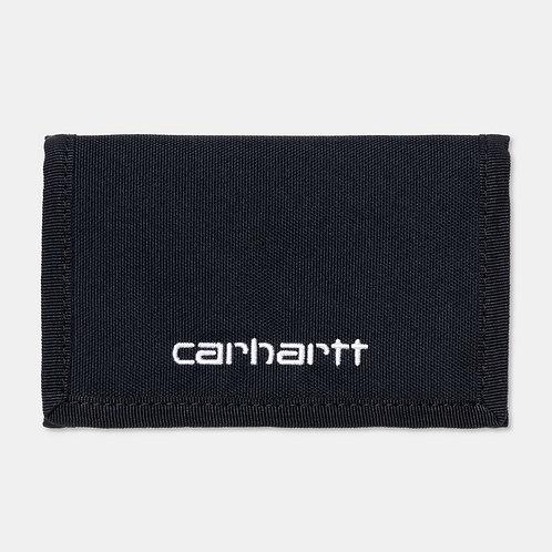 CARHARRT PAYTON WALLET - BLACK WHITE