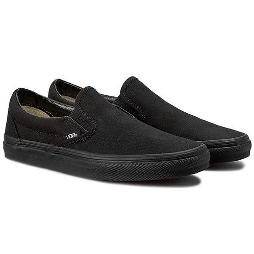 VANS SLIP-ON BLACK/BLACK
