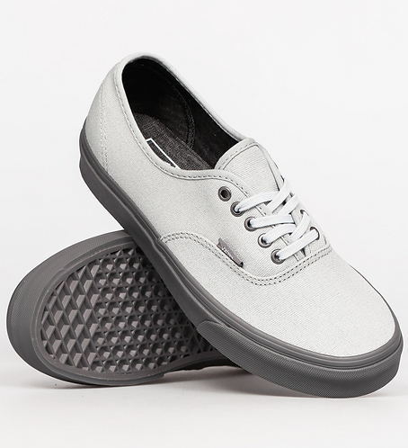 VANS AUTHENTIC HIGH - RISE  PEWTER