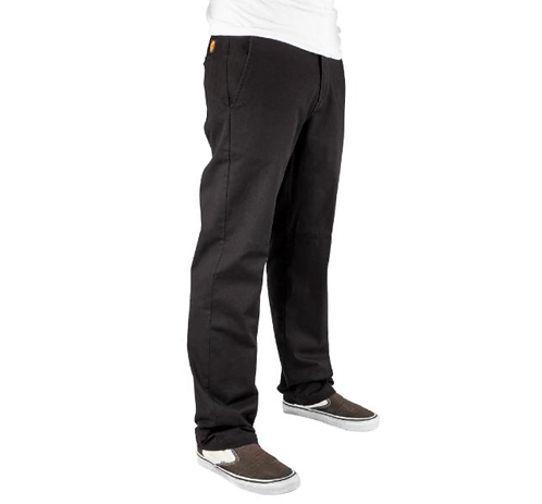 SANTA CRUZ DOT WORKPANT - BLACK