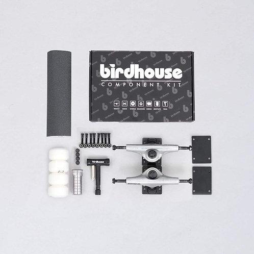 BIRDHOUSE Component Kit - Black White