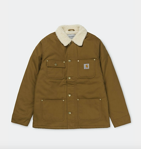CARHARTT - FAIRMOUNT COAT - HAMILTON BROWN